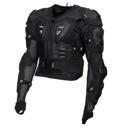 DUKE jacket - 3 in 1 (jacket + back protector/spine guard)